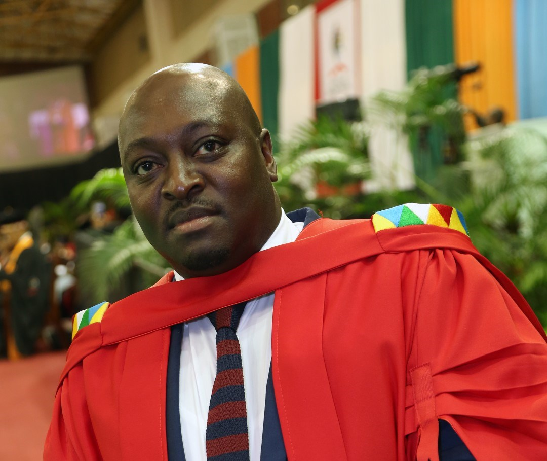 Dr Phephani Gumbi graduates with his PhD in African Languages