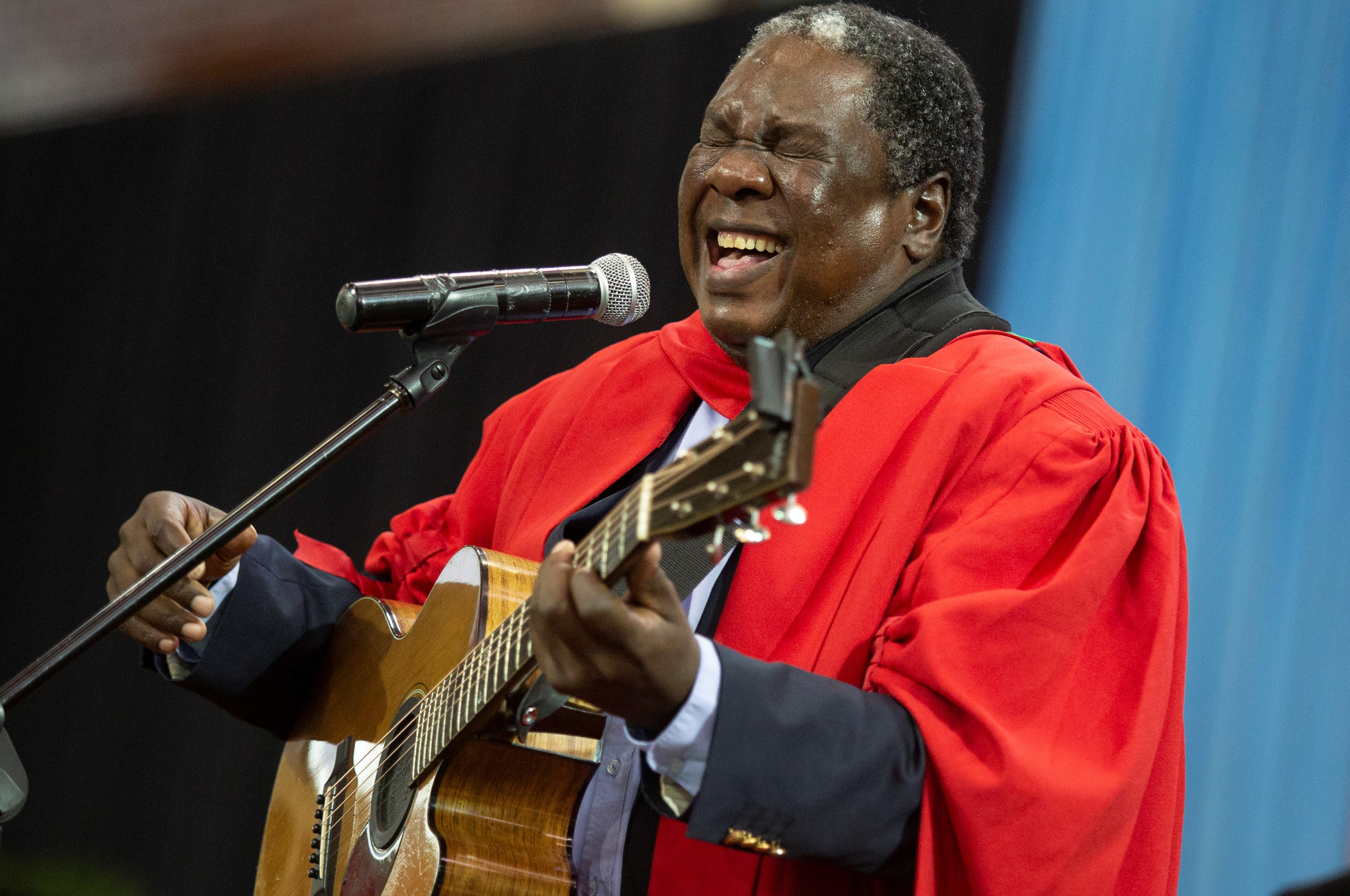 UKZN Honorary Doctorate for Renowned SA Jazz Musician