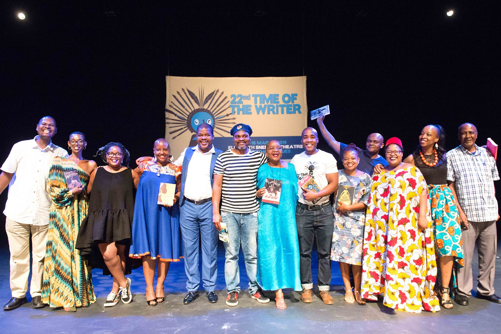 Highlights from the Time of the Writer festival.