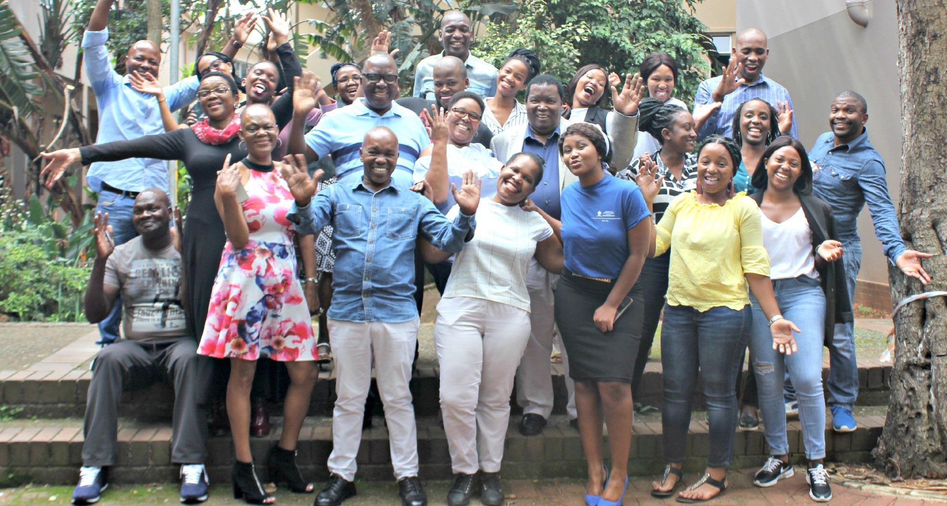 Academics, translators, interpreters, language practitioners, staff and students from the Durban University of Technology and UKZN at the establishment of the KwaZulu-Natal Chapter of the SA Translators Institute.
