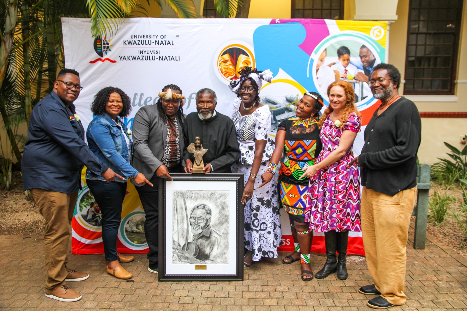 Brother Clement's life celebrated by the School of Arts
