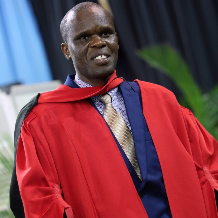 Dr Mathodi Freddie Motsamayi