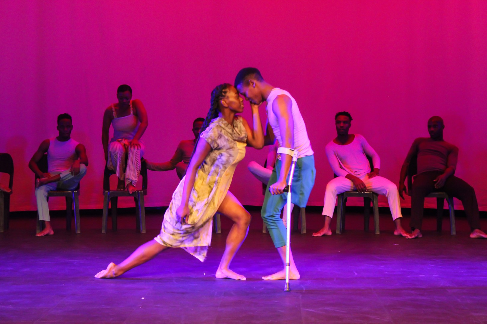 Highlights from the Dance Experia festival at the Hexagon Theatre.