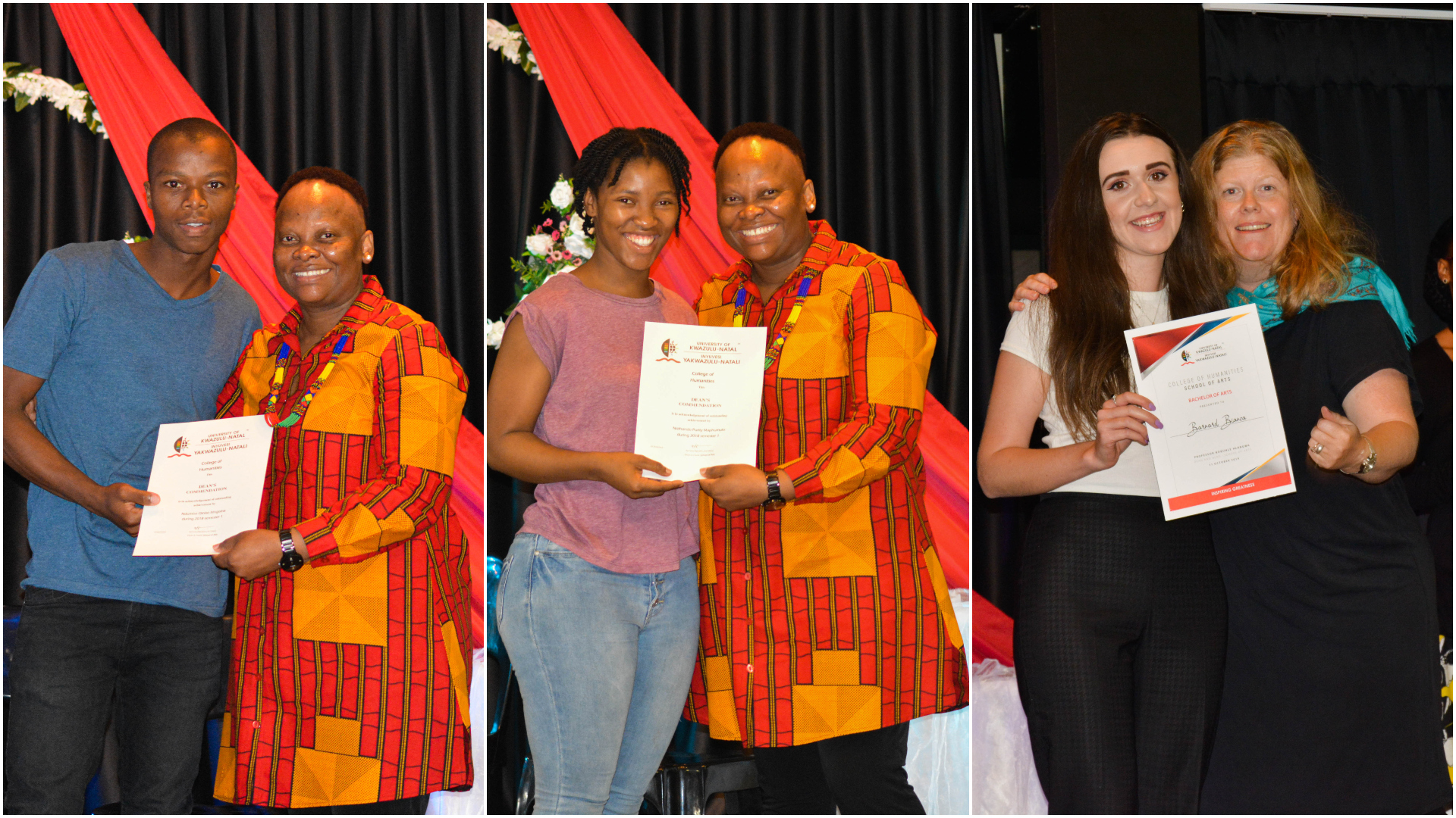 Arts Student Excellence Awards Ignite Passion for Success